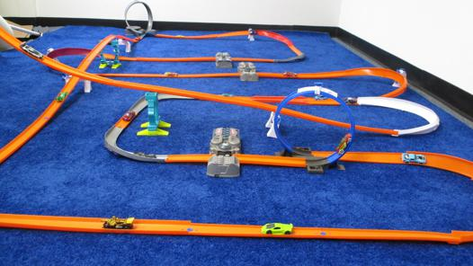 hot wheels circuit