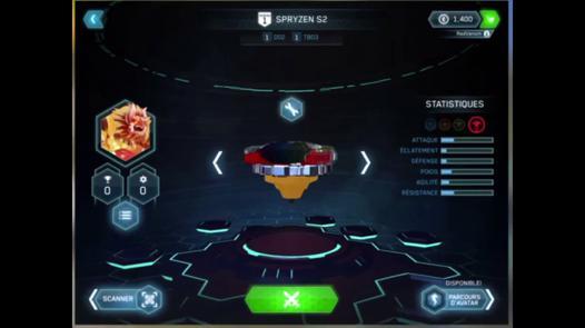jeux beyblade burst gratuit