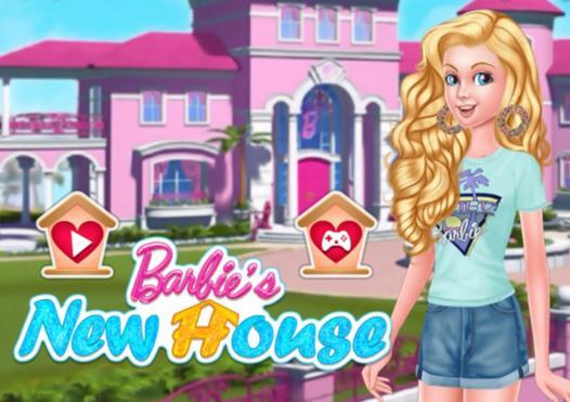 jeux de barbie et fille
