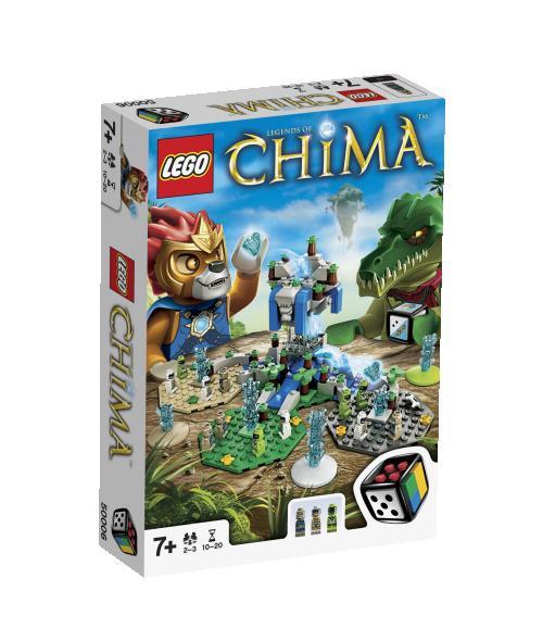 jeux de chima lego gratuit