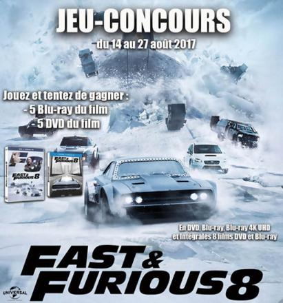 jeux de fast and furious 8