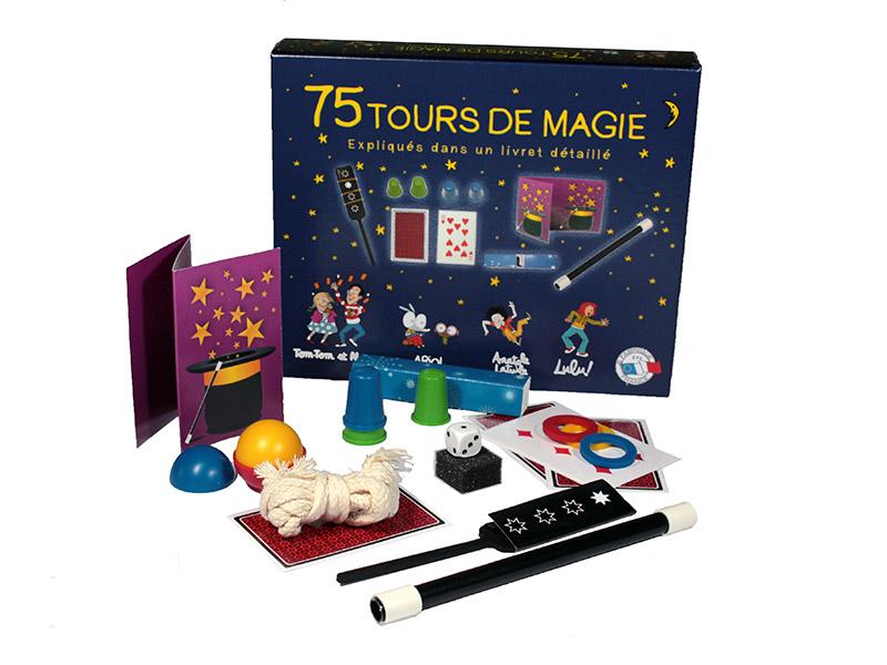 jeux de la magie