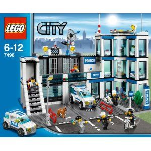 jeux de lego de police