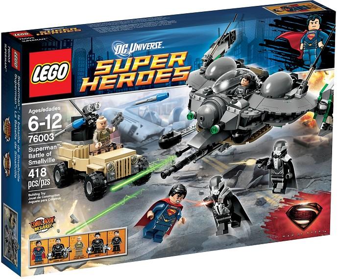 jeux de superman lego