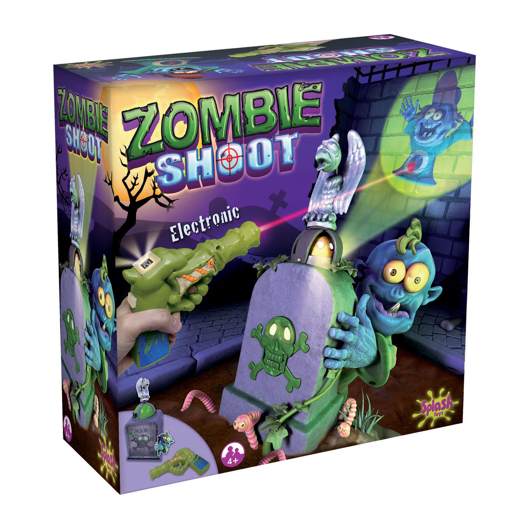 jeux de zombie pistolet