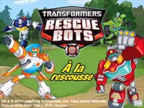 jeux transformers rescue bots