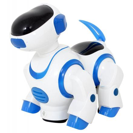 jouet chien robot