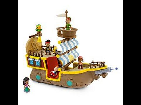 jouet jack le pirate