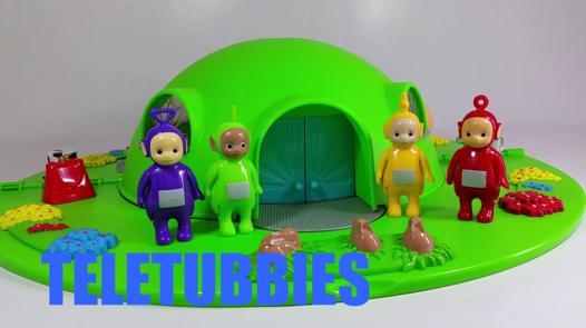 jouet teletubbies