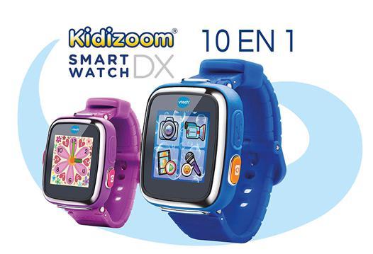 kidizoom montre