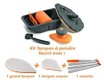 kit tampon a peindre
