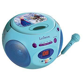 lecteur cd micro