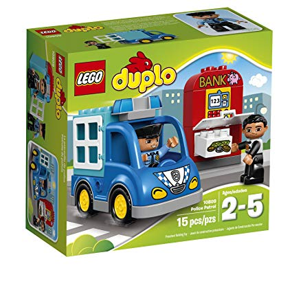 lego duplo police