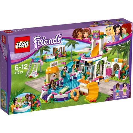 lego friends construction
