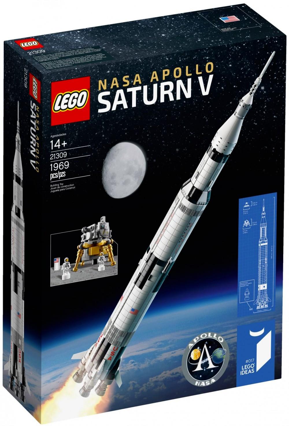 lego fusée