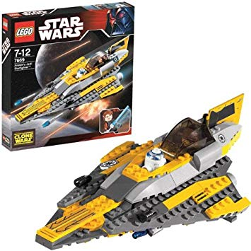 lego jedi fighter