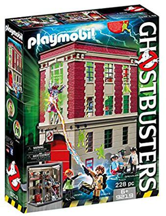 maison ghostbuster playmobil
