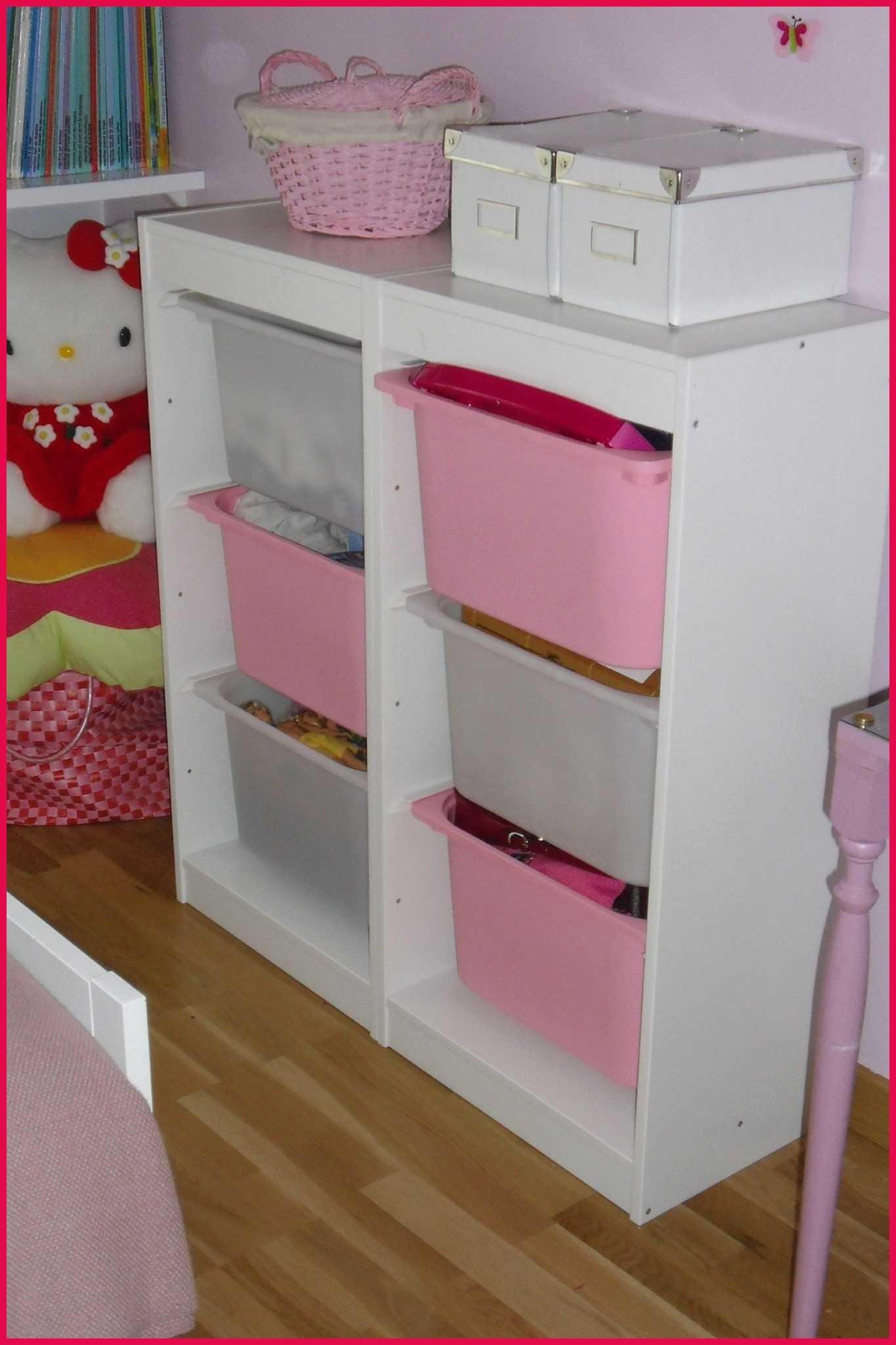 meuble de rangement pour chambre de fille