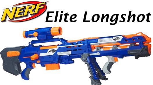 nerf elite sniper longstrike