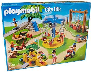parc de playmobil