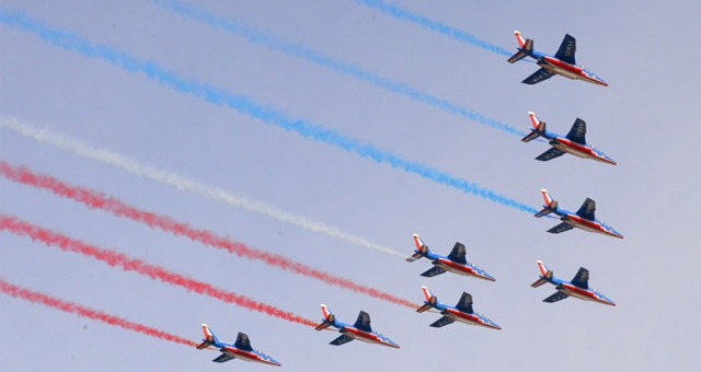 patrouille de france toulon