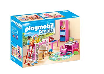 playmobil chambre d enfant