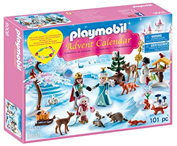playmobil reine des neiges