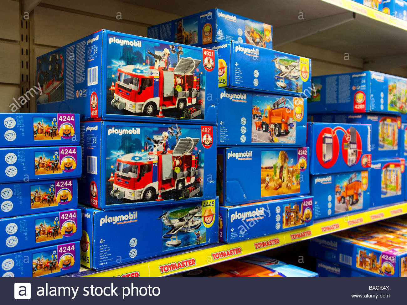 playmobil stock