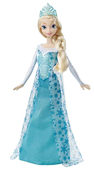 poupee barbie reine des neiges