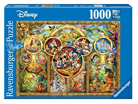 puzzle disney 1000 pièces