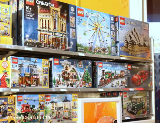 reduction lego shop