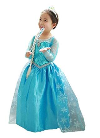 robe princesse des neiges