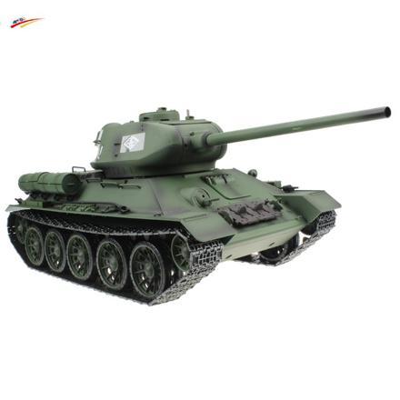 tank télécommandé