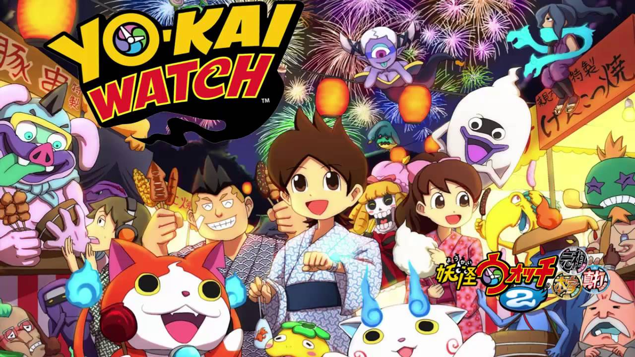 yo kai watch chanson