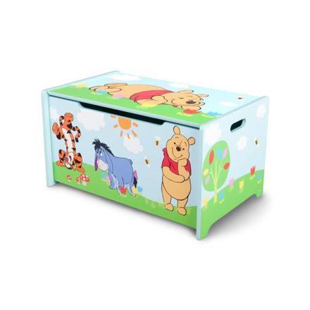 coffre à jouets winnie l ourson