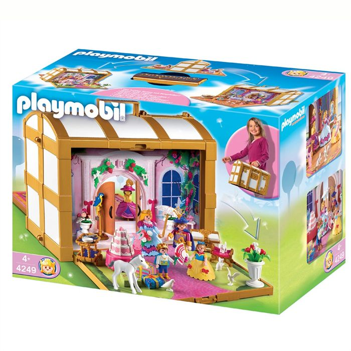 coffre princesse playmobil
