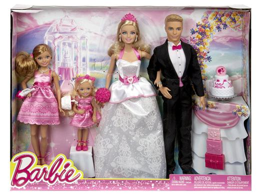 coffret barbie ken