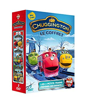 coffret chuggington