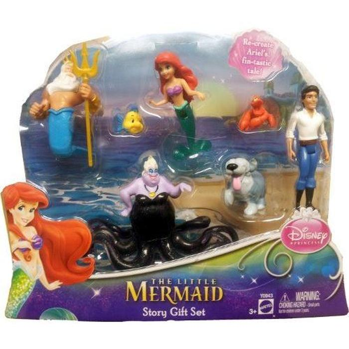coffret figurine disney