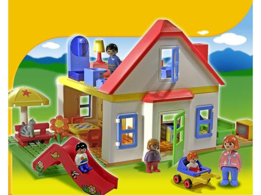 coffret grande maison playmobil 123