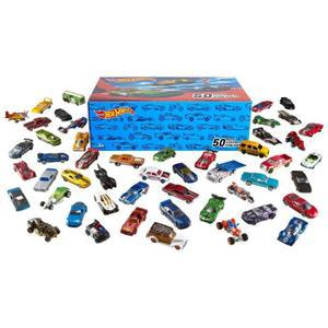coffret hot wheels 50 voitures