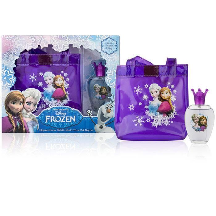 coffret parfum la reine des neiges