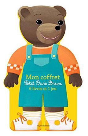 coffret petit ours brun