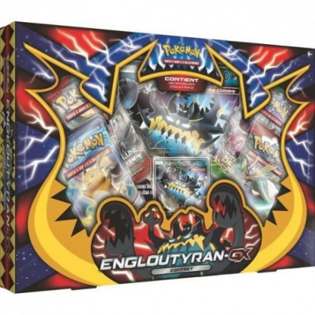 coffret pokemon gx