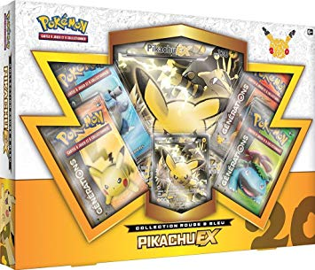 coffret pokemon pikachu