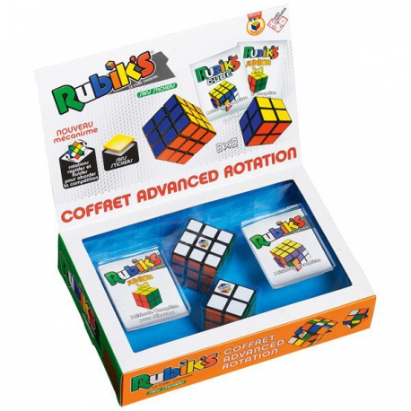 coffret rubik's cube