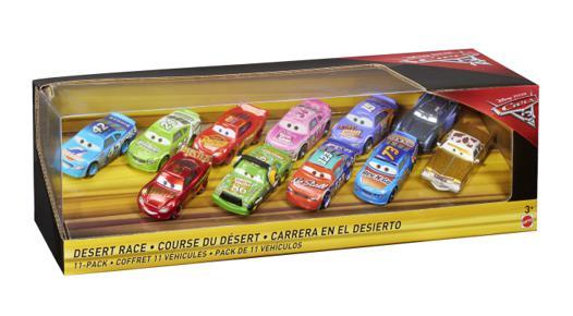 coffret voiture cars 3