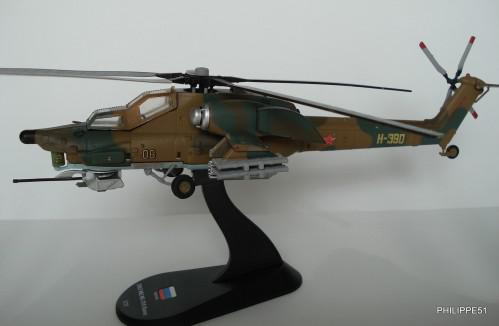 collection helicoptere de combat