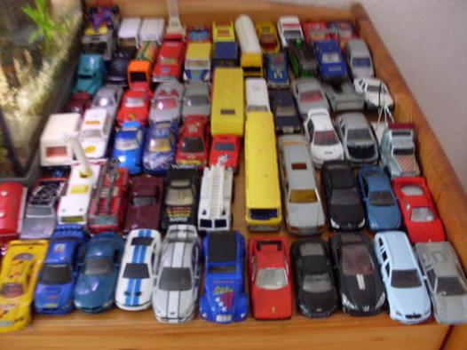 collection petite voiture