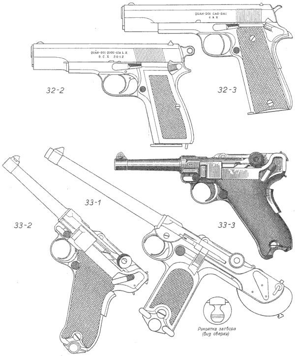 coloriage pistolet nerf